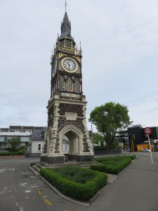 Christchurch - Innenstadt