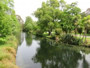 Christchurch - Botanischer Garten