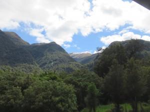 Fahrt von Fox Glacier nach Queenstown