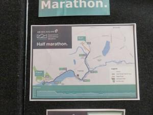 Queenstown - Läufermesse des Queenstown Marathon