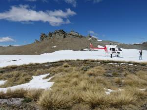 Queenstown - Helikopterrundflug mit Landung im Schnee