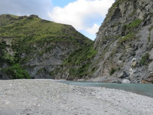 Queenstown - Jet Boot Ausflug nach Skippers Canyon, Shotover River
