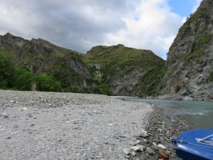 Queenstown - Jet Boot Ausflug nach Skippers Canyon, Shotover River Queenstown - Jet Boot Ausflug nach Skippers Canyon, Shotover River