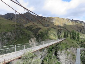 Queenstown - Jet Boot Ausflug nach Skippers Canyon, Besucherzentrum Skippers Canyon