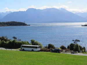 Ausflug nach Milford Sounds - Te Anau Dowing