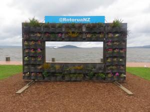 Rotorua - Strandpromenade