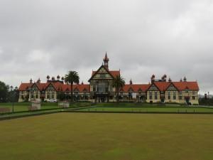 Rotorua - Das Rotorua Museum
