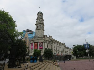Auckland - Innenstadt