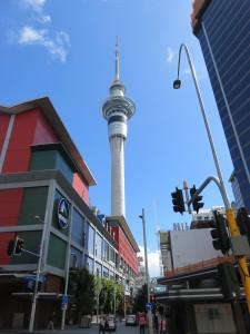 Auckland - Der letzte Spaziergang