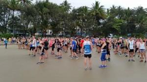 Port Douglas: Marathon Wochenende, der Start des 10 km Lauf