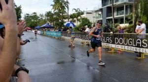 Port Douglas: Marathon Wochenende, die Zielgerade
