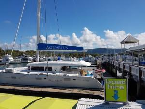 Port Douglas: Hafen
