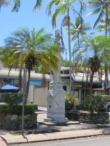 Port Douglas: Ortskern