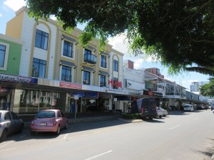 Cairns: Der Ortskern