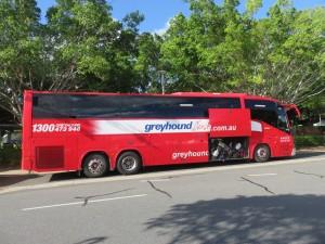 Fahrt von Cairns nach Airlie Beach: Der Start