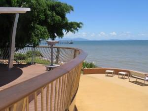 Fahrt von Cairns nach Airlie Beach: Pause in Cardwell