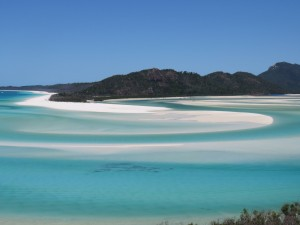 Cruise Whitsundays: Hill Inlet