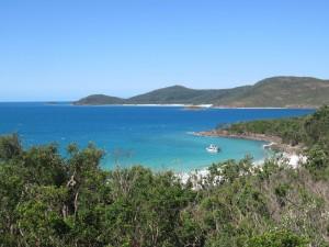 Cruise Whitsundays: Inselrundgang mit Ausblick auf den Whitehaven Beach