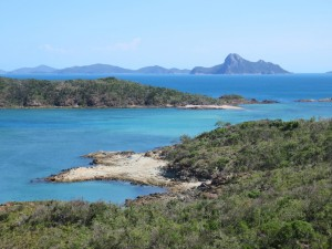 Cruise Whitsundays: Inselrundgang