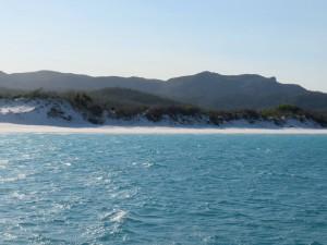 Cruise Whitsundays: Die Rückfahrt