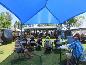 Airlie Beach: Markt am Strand mit Live Musik