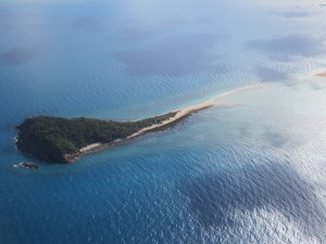Whitsunday Rundflug: Die Inselgruppe Whitsunday Islands