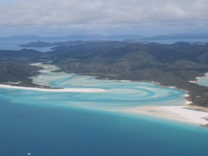 Whitsunday Rundflug: Hill Inlet