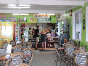 Fahrt von Airlie Beach nach Cairns: Pause in Cardwell