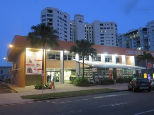 Cairns: Kunstgalerie - KickArts Centre of Contemporary Arts