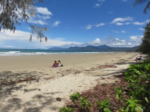 Port Douglas: Four Mile Beach