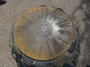 Port Douglas: Flagstaff Hill der höchste Punkt in Port Douglas - und bis nach Deutschland sind es ein paar Kilometer