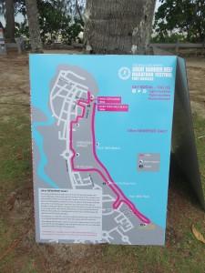 Port Douglas: Marathon Wochenende, die 10 Kilometer Strecke