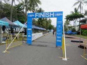 Port Douglas: Marathon Wochenende, das morgige Ziel