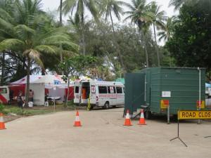 Port Douglas: Marathon Wochenende, die Vorbereitungen